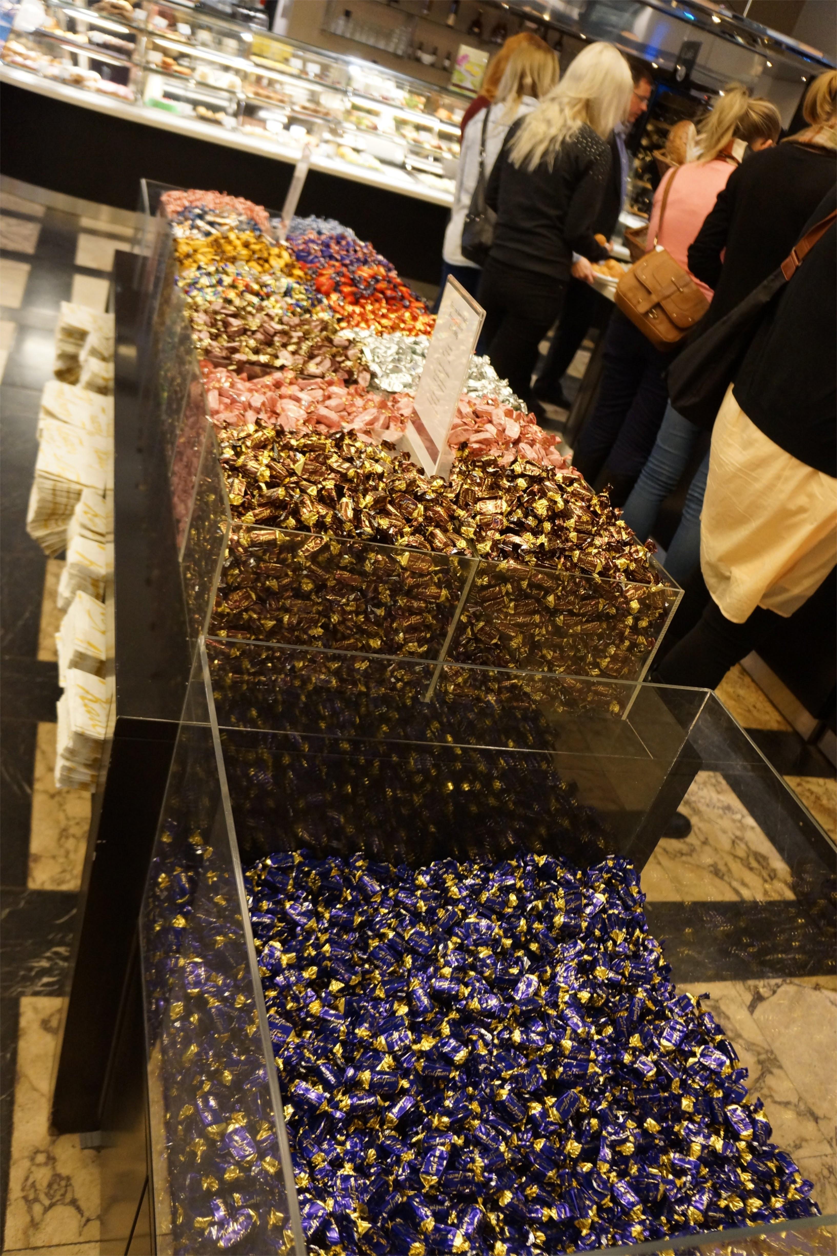 ファッツェルのチョコレートを買うならバラ売りを狙え