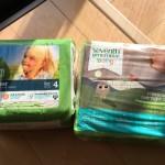 eVitaminsでセブンスジェネレーションの紙おむつを輸入してみた