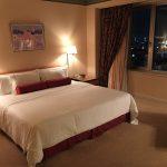 ウェスティンホテル大阪に泊まってきました
